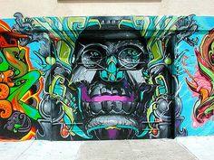 Stunning street art by Lango