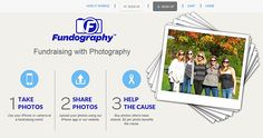 Fundography allows event attendees to upload and share photos taken at the event and then event attendees can purchase the photos for $2 each to benefit their favorite nonprofit.