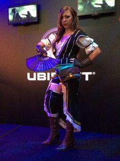 Cosplayerin Sacura verzaubert uns mit ihrem Charme!