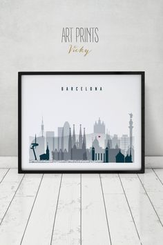 Indianapolis print travel poster Wall art Vintage style print