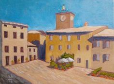 Buy Piazza Duomo in Orvieto Italy Italian Plein Air Landscape Oil Painting, Oil painting by Caridad I. Barragan on Artfinder. Discover thousands of other original paintings, prints, sculptures and photography from independent artists.