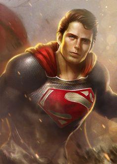 Superman by GerryArthur