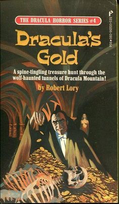 Too Much Horror Fiction: Robert Lory, author of The Dracula Horror Series, born today 1936