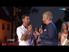 Ross Antony & Florian Silbereisen bei Schlager des Sommers 09.07.2016 - ...