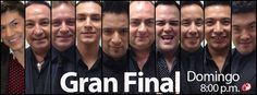 14 Julio - July 14 ellos son los que pasarón a la Gran Final. / they are the ones that pass to the Grand Final.