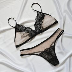 906fb2acebaa5 Lingerie set Sexy lace bralette Bras Women underwear Luxury wedding  romantic gift Thong panties Shee Lace