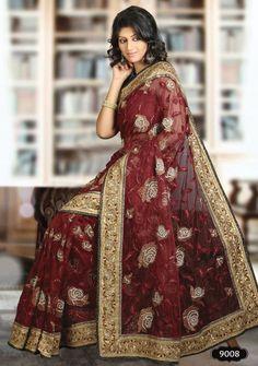 dabd41ceb266158b3484d8ab9a7a583f--bridal-sarees-wedding-sarees.jpg (668×950)
