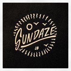 Sundaze ~ Sunday ~ Jamie Browne jamiebrowneart.com