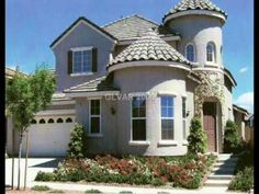 Summerlin Las Vegas Home Foreclosures - Summerlin Real Estate Las Vegas Las Vegas Homes, Las Vegas Real Estate, Las Vegas Nevada, Real Estate Investing, Dream Houses, Garden Styles, Luxury Real Estate, Sweet Home, New Homes
