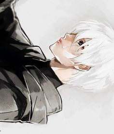 Uploaded by Haru-kam. Find images and videos about boy, anime and tokyo ghoul on We Heart It - the app to get lost in what you love. Manga Anime, Manga Boy, Anime Art, Ken Kaneki Tokyo Ghoul, Anime Triste, Animation, Fan Art, Cool Drawings, Beautiful Drawings