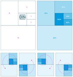 New Logo and Identity for DIN by Kleiner und Bold