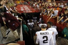 Why Johnny Manziel Is Good for the NFL