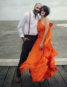 what a pretty wedding dress!