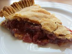 Cooker Girl: Old Fashioned Strawberry Pie