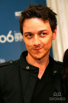 "2006 International Film Festival. James Mcavoy Discussing the Film ""Penelope"" at a Press Conference at the Hotel Sutton Place Toronto, Canada. 09-10-2006 Photo: Alec Michael / Globe Photos Inc"