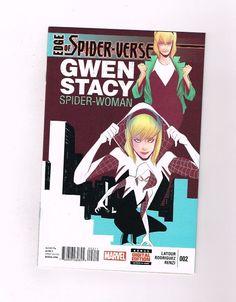 EDGE OF SPIDER-VERSE #2 Grade 9.4 Modern Age key issue: 1st SPIDER-GWEN!  http://www.ebay.com/itm/-/291947031572?roken=cUgayN&soutkn=a5Oz0Y