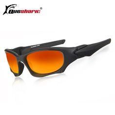 507fba2f04e Queshark TR90 Hiking Eyewear Sports Polarized Fishing Sunglasses Men Women Uv  Protection Hiking Camping Driving Goggles