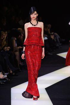 Armani Prive - Haute Couture - Spring 2013