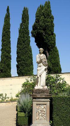Firenze-Castello, Villa Medicea di Castello | da HEN-Magonza