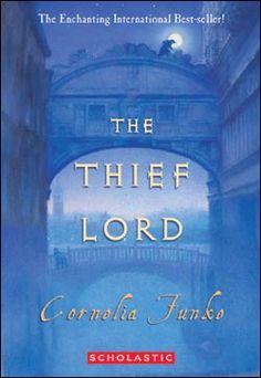 The Thief Lord by Cornelia Caroline Funke (F FUN)