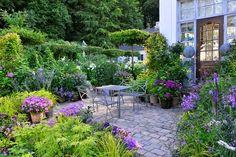 Claus Dalby's romantic Danish garden
