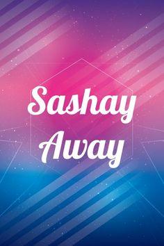 Poster - Sashay Away