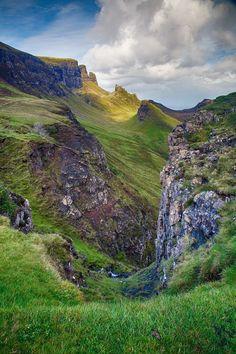 Skye, Scotland... now I just need a house and a dog!!