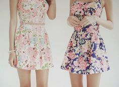 FRIKIN love these dress.... If they're dresses....~<3