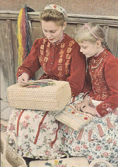 the-two-germanys: Tápéi népviselet. - It Was A Work of Craft Hungarian Embroidery, Learn Embroidery, Embroidery Patterns, Folk Costume, Costumes, Family Roots, Folk Dance, Embroidery Techniques, Chain Stitch