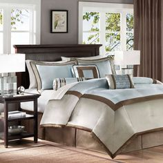 7-Piece Maya Comforter Set