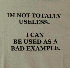 I'm Not Totally Useless