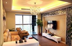 simple filipino living room designs - Google Search | Livingrooms ...