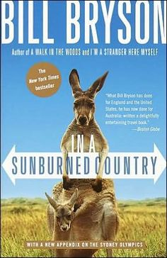 20 best study abroad book club images on pinterest book book book in a sunburned country by bill bryson a humorous book about brysons travels through australia fandeluxe Images