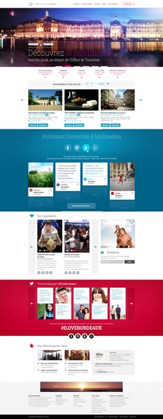 news layouts, etc. Great Website Design, Amazing Website Designs, Website Design Layout, Layout Design, Flat Web Design, Web Design Studio, Mise En Page Web, Web Design Gallery, Ui Design Inspiration