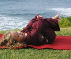 Relaxing Yoga for Kids: The Spaghetti Exercise