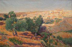 Google Art Project, Art Google, Landscape Paintings, Art Projects, Greek, Colorful, Fine Art, Scenery, Landscape