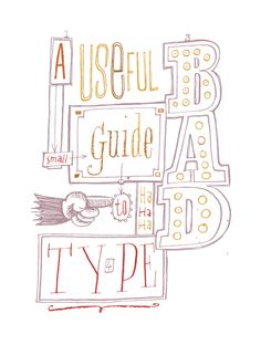 LettError's useful guide to bad type