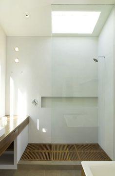 willard street res | shower ~ cary bernstein architect