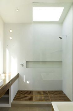 willard street res | shower ~ cary bernstein architect