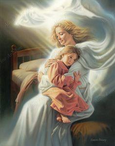 Pictures of Heavenly Angel by Simon Dewey | Altus Fine Art