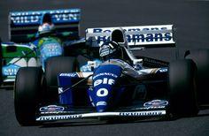 Damon Hill, Williams F1, Formulas, Indy Cars, F 1, Formula One, Grand Prix, Race Cars, Pilot