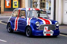 The original Mini (1959-2000), in reality Morris Mini Minor and the Austin Seven, is a revolutionary small car and full of character designed for the British Motor Corporation (BMC). It has long been sold under several brands.