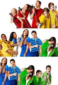 Glee Four Season (2013)