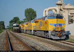 RailPictures.Net Photo: UP 7956 Union Pacific GE ES44AC at Erie, Pennsylvania by John Puda