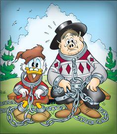 Scrooge McDuck in South Ostrobothnia province of Western Finland. - Etelä-Pohjanmaa