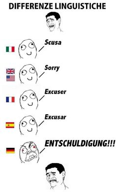 German words crack me up Funny Images, Funny Pictures, Rage Faces, German Language, Japanese Language, Spanish Language, French Language, German Words, Learn German