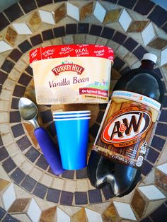 Western New Yorker: Recipe: A&W Root beer Floats
