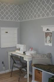 grey quatrefoil wallpaper - Google Search