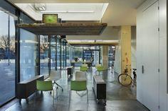 Studio Heldergroen in Haarlem by Zecc Architecten