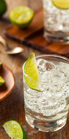 It is always a good time to learn all the tricks for making Gin and Tonics! Click the link for our delicious drink recipes!